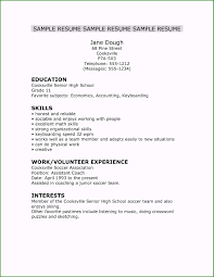 Resume Templates High School Students Noxperience ... Resume Samples Job Description Valid Sample For Recent High 910 Simple Rumes For Teenagers Juliasrestaurantnjcom 37 Phomenal School No Experience You Must Consider Template Ideas Examples Of Rumes Teenagers Inspirational Teen College Student With Work Templates Blank Students 7 Reasons This Is An Excellent Resume Someone With No