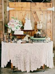 Images Of Rustic Cake Table Decor Vintage Wedding At Neverland Farms Tables Rusti On