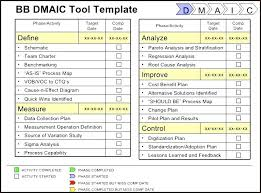 Capability Study Template Free Templates Process Excel