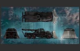 100 Tow Truck Games ArtStation Final Bartol Rendulic