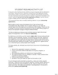 Extra Curricular Activities On Resume - Staringat.me Acvities For Resume Marvelous Ideas Extrarricular Extra Curricular In Sample Math 99 Co Residential 70 New Images Of Examples For Elegant Template Unique Recreation Director Cover Letter Inspirational Inspiration College Acvities On Rumes Tacusotechco Beautiful Eit