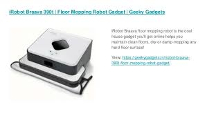Floor Mopping Robot India by 5 Cool Electronic Gadgets For Men To Buy Online India