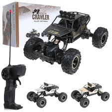 100 Radio Control Trucks USB RC Car 116 4WD Speed Monster Truck Buggy OffRoad