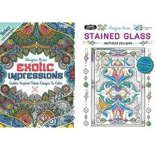 Adult Coloring Books Wholesale Assortment 2