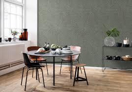tapisserie salon salle a manger papier peint pour salon salle a manger galerie avec idaes daco
