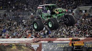 100 Monster Truck Jam 2013 Fun Facts About Monster Trucks And Drivers