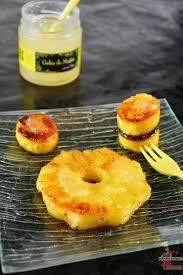 cuisiner la banane plantain ananas et banane plantain rôtis recette à la plancha