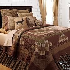 Lodge Style Comforter Sets 18 Best Bedding Images On Pinterest Bed Duvets And 10