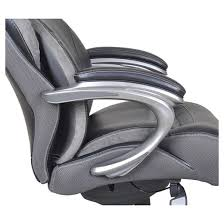 Serta Big And Tall Executive Office Chairs by Big U0026 Tall Smart Layers Premium Elite Executive Chair With Air