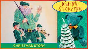 Berenstain Bears Christmas Tree 1979 by An Irish Night Before Christmas Read Aloud Youtube
