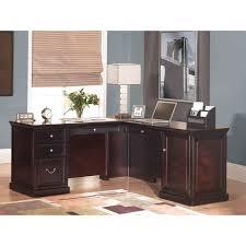 Wayfair Desks With Hutch by Riverside Bridgeport L Shaped Computer Desk With Optional Hutch