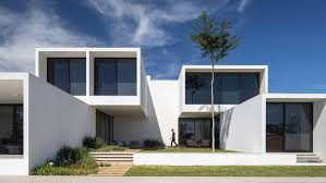 100 Where Is Brasilia Located Bloco Arquitetos Creates Allwhite House Of Courtyards In