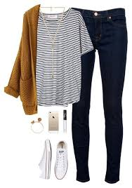 Fall Casual By Classically Preppy Liked On Polyvore Featuring Moda J