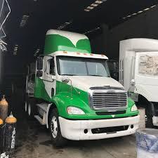 100 Pioneer Trucks Freightliner Columbia Walkingbeam Bogey