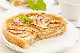 dessert aux pommes rapide recette tarte aux pommes à la migaine