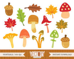 14 Mushroom Clipart Fall Clipart September Mushroom Clipart Fall Colors Fungus