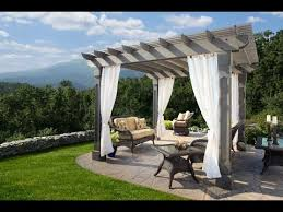 outdoor curtains outdoor curtains for patio walmart youtube