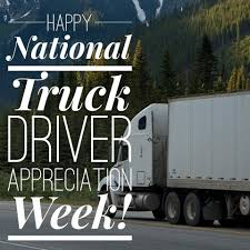 See All The Ways People Are Celebrating Truck Drivers