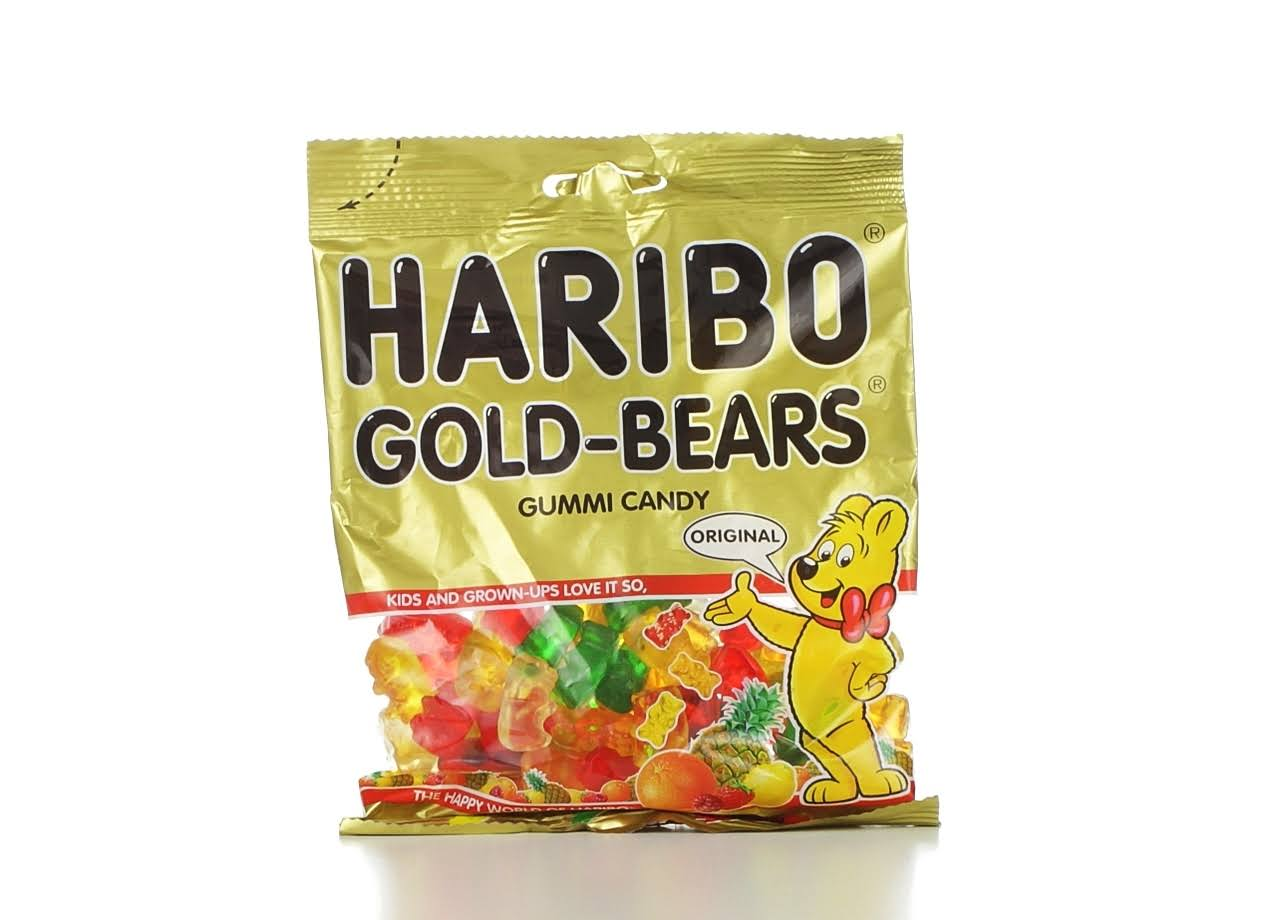 Haribo Gold Bears Gummi Candy - 5oz