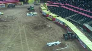 99 Monster Trucks In Phoenix 2012 AZ Chase Field YouTube