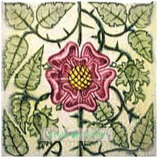 crafts nouveau reproduction decorative ceramic tile ebay frames