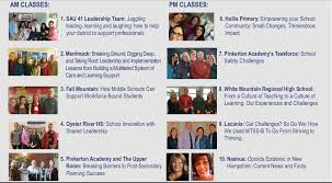 100 Sau 4 2019 Leadership Academy Presenters The New Hampshire Association