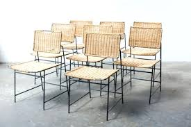 Dining Chairs Rattan Parsons Chair Covers Sale Cream Leather