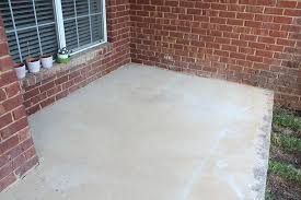 Porch Paint Colors Behr by Refinishing Concrete With Behr U0027s Deckover The Story Of Us