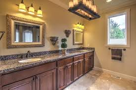 traditional master bathroom with master bathroom crown molding