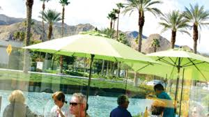 Tommys Patio Cafe by Palm Springs Best Patio Restaruants Palm Springs California