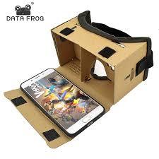 Virtual Reality Glasses Google Cardboard Glasses 3D Glasses VR Box