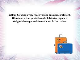 Get Best Business Travel Safety Tips By Jeffrey Sofich