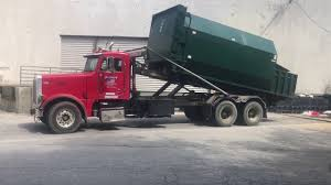 100 Patriot Trucking Disposal Waste Connections 38 Peterbilt 388 American