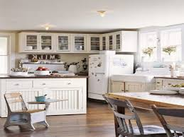 KitchenFlossy Farmhouse Style Kitchen Rustic Decor Ideas Decoration Y Marvelous Chic Image 96