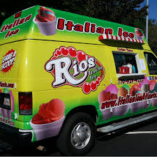 100 Food Trucks In Atlanta Rios Italian Ice Roaming Hunger