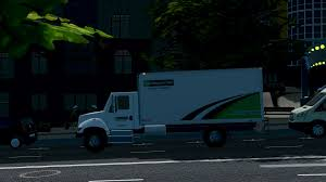 100 Enterprise Commercial Truck Rental Steam Workshop 2016 International Box