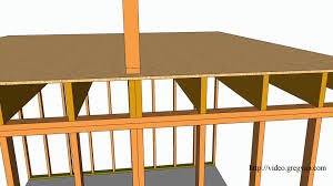 Simple Single Level House Placement by Six Exles Of How Second Story Walls Are Supported Structural