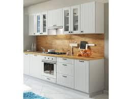 landhaus einbauküche lora küchenzeile 260 cm im landhausstil weiß beige oder grau