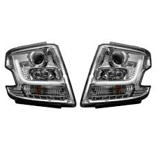 100 Chevy Truck Headlights Tahoe Projector Car Parts 264400CLC