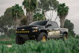 Chevy Silverado Prerunner - Owner's Story And Stunning Pictures Kc Hilites Gravity Led Pro6 Modular Expandable And Adjustable Transforming A 2009 Gmc 2500hd Wkhorse With Lighting From Vision X 91308 50 160w Combo Beam Light Bar Ebay 19992007 F250 Super Duty Hilites 4 Tab Front End Kc7420 Wrangler In Cseries C50 W Overhead 91333 F150 Windshield Kit 57 Light Bar Vs Piaa Or Lights On Roof Ford Raptor Forum Ford Jeep Tj Forum 6 Inch Fabtech 12000 Pound Winch Cowl Hood 35 Dynapro Mt Chase Rack 5 Apollo Pro Pair Pack System Pro6 9light 2017 2003 Dodge 25 Carli Pintop Rock Truck Ideas