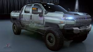 100 Military Chevy Truck Reviews Chevrolet Silverado ZH2 Wants To Be The S Next
