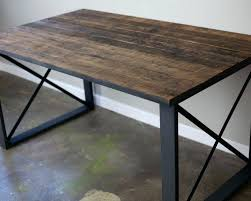 Found This Rustic Wood Kitchen Table Furniture Tables Stunning Handmade For Sale