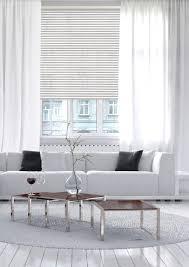 plissee impressionen modern wohnzimmer münchen