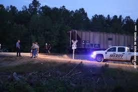 100 Train Vs Truck Crash Car Bursts Into Flames Injuries HOT