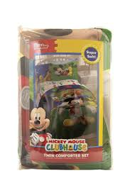 disney mickey mouse clubhouse twin comforter set toys r us