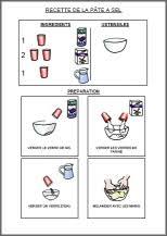 recette pate a sel cuisson recettes de plats populaires en