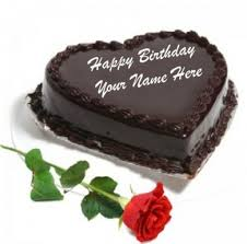 Happy Birthday Cake With Name Profile Status Latest Chocolate birthday Cake Image With Name Edited Beautiful