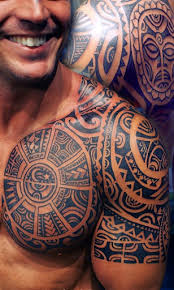 Polynesian Tattoo Style Is Very Old But Its Still Amazing And People Are Crazy About Tattoos