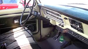 1969 Ford Pickup Interior - Interior Design 3d •