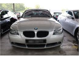 BMW 530d 2004 3 0 in Johor Automatic Sedan Silver for RM 48 800